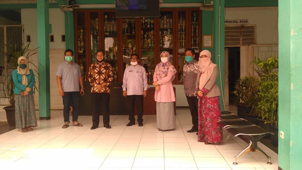Kunjungan 3 Anggota DPRD Provinsi Banten